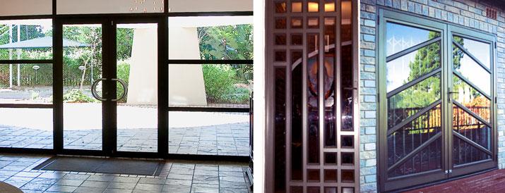 & Hinged Doors \u2013 Rohit Aluminium